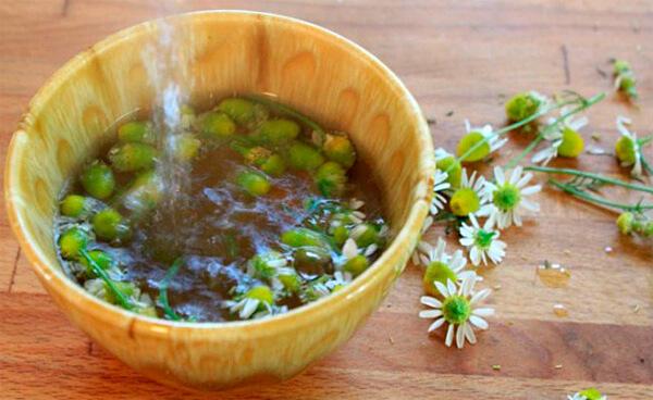 После приготовления такой отвар нужно остудить до 50-60°С, чтобы он был пригодным для питья.