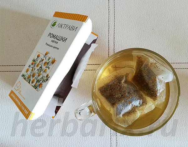 Кстати, за счет измельчения при заваривании активные компоненты выделяются в раствор быстрее и потому само приготовления чая из пакетиков занимает меньше времени.