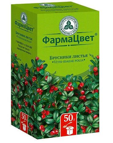 Такие листья можно заваривать в виде чая или готовить из них отвар - эффект от его применения будет таким же, как при приготовлении сырья, продаваемого на развес.