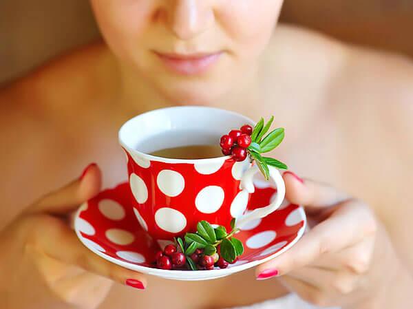 Отвары, настои и чаи на основе листьев брусники при беременности противопоказаны.