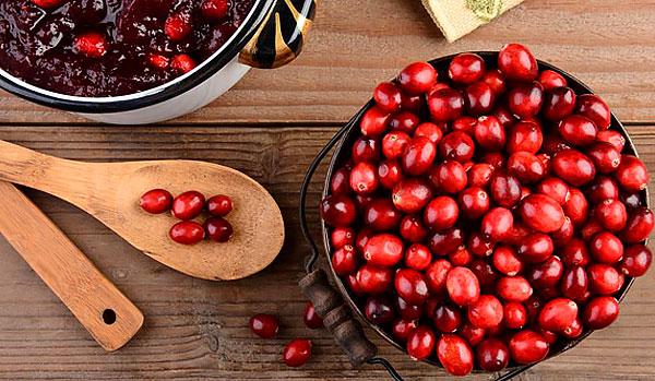 Свойства ягод клюквы такие же, как у ягод брусники, но листья её в лечебных целях не применяются.