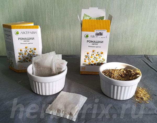 Чай или отвар, приготовленные с фильтр-пакетами, не требуют процеживания готового продукта.