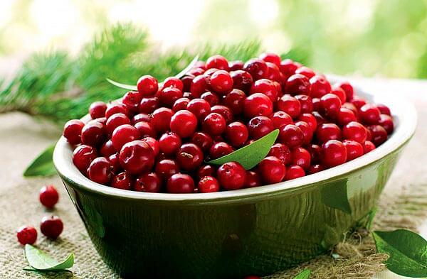 В этом случае наибольший эффект оказывают дубильные вещества из состава ягод.