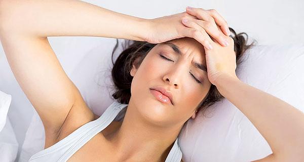 Головная боль и беспокойство при приеме валерианы возникает у 4-5% больных, употребляющих её.
