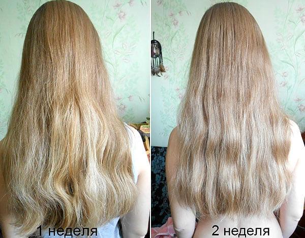 Этот эффект нужно учитывать и тогда, когда окрашивание не требуется, но отвар используется с другими целями - цвет волос может поменяться.