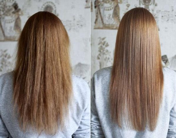 Ради такого эффекта многие женщины готовы морочить голову с отваром ромашки.