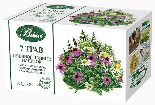 Аналогично, каждая из трав в составе этого чая может вызвать нежелательные побочные эффекты.