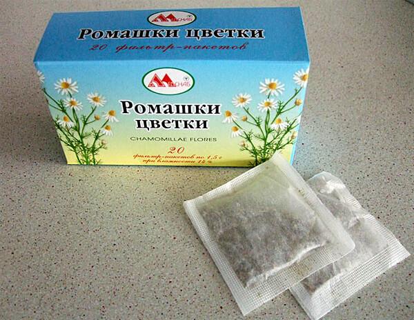 В одном пакетике обычно находятся 1,5 г сырья, то есть 2 пакетика - это эквивалент одной чайной ложки.