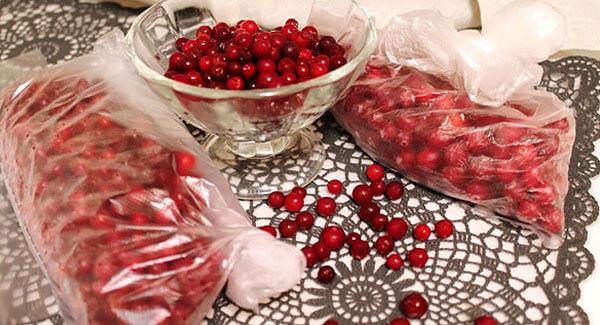 В замороженном виде ягоды могут храниться годами.