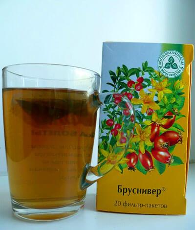 На цвет он похож на чай, но по вкусу сильно от него отличается.