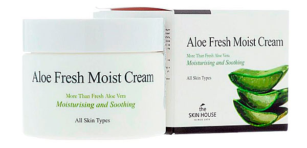 Aloe Fresh Moist Cream