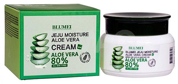 Jeju Moisture Aloe Vera Cream