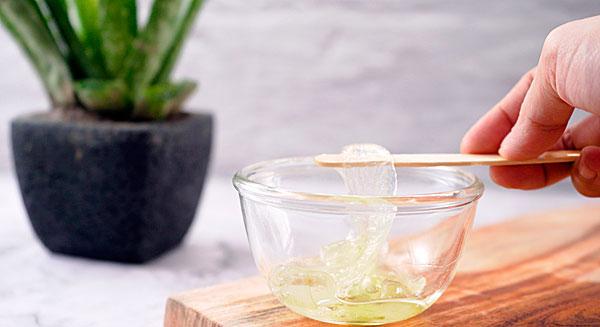 Из этой мякоти получают сок, экстракт и другие продукты для ухода за кожей лица.